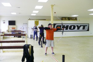 Archery in Mountlake Terrace